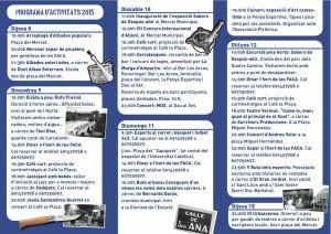 FACA 2015 Program 2